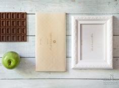 שוקולד משפחתי מתנה שוקולדים עם מזכרת נפלאה