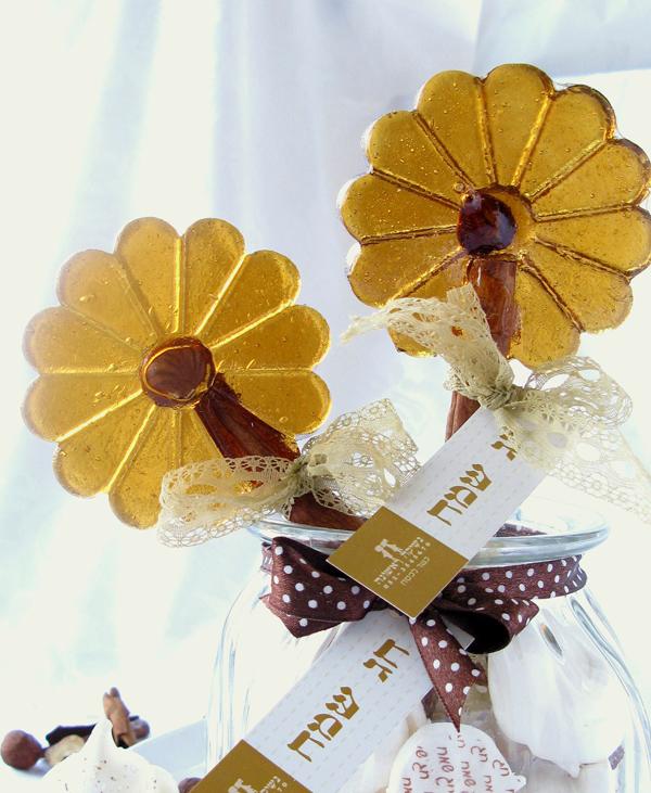 סוכריית פרח