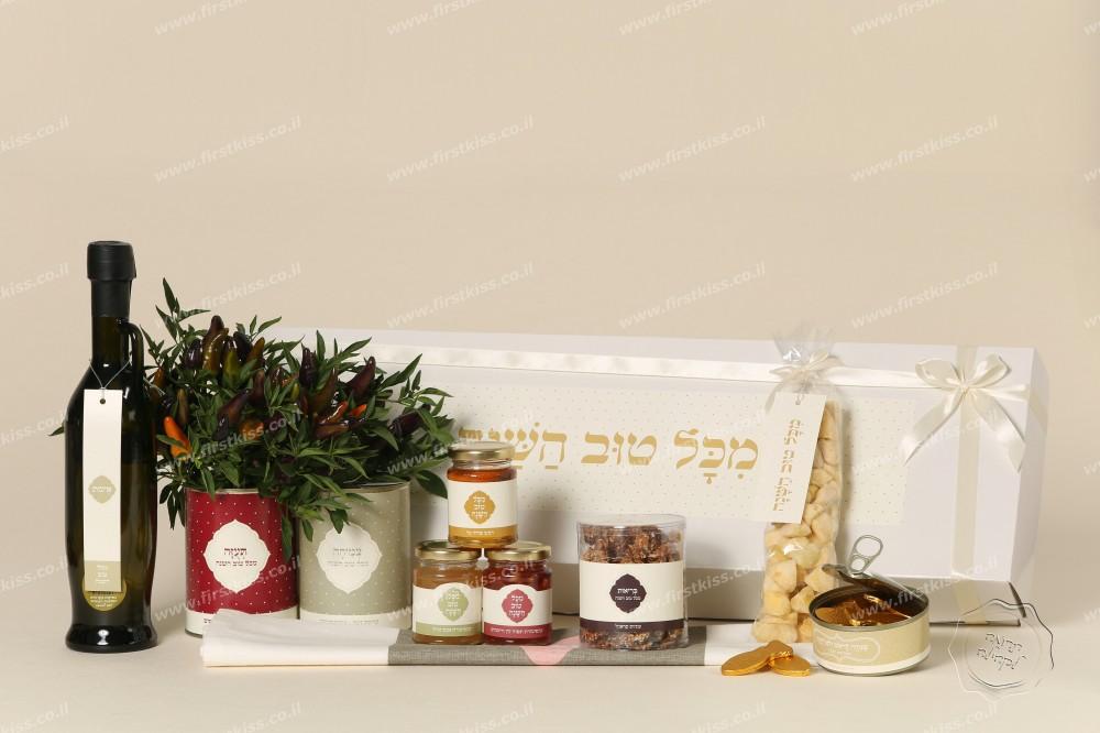 מגוון פינוקים טעימים לראש השנה עם ערך מוסף של תרומה לקהילה